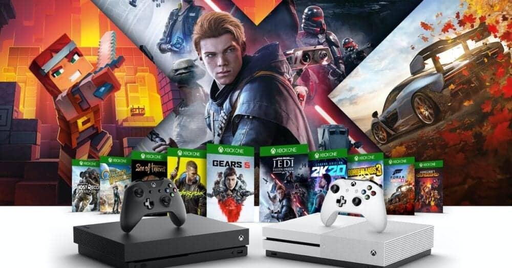 Games Black Friday: 8 best Xbox Black Friday 2020 deals on ...
